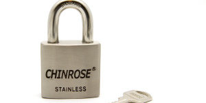 Commercial Grade Padlocks Cylinders Are Rekeyable And